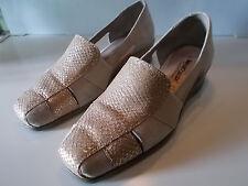 COMFORT scarpa donna decoltè in camoscio e vera pelle Mis.37