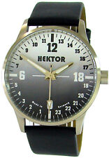 HEKTOR 24h Germany echte 24h unisex Uhr dial 24 hour watch Herrenuhr Quarz 5ATM