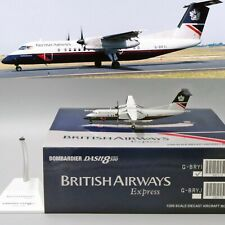 ** SALE ** British Airways Dash8-300 Reg: G-BRYI JC Wings Scale 1:200 Diecast