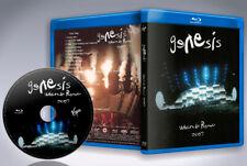 GENESIS - When in Rome 2007 Blu-ray disc 2018 new