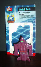 VINTAGE GOBOTS ODD BALL LOOSE W/ CARD 1986 WENDY'S RENEGADE ROBOT MONSTER TONKA