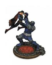 DC Collectibles DC New 52 Superman vs Darkseid statue 2nd edition  new MIB