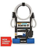 OXFORD Alarm-D Max Duo 320mm x 173mm - LK357