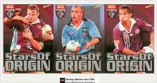 2000 Select NRL Cards Stars Of Origins Subset Full Set (22)-- RARE