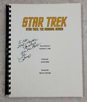 "Susan Howard ""Mara"" Signed Full TV Episode Transcript Script ""Star Trek"" 1968"
