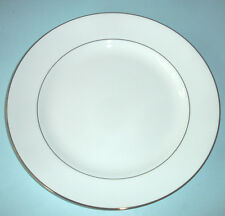 """Lenox Continental Dining Gold Dinner Plate Bone China 11.25"""" New"""