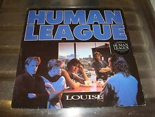 HUMAN LEAUGE LOUISE 12 IN DISC/SINGLE