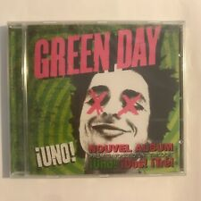 Green Day Uno CD 12 Tracks Blister Pack New