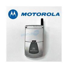 Phone Mobile Phone Motorola StarTAC 130 Grey Silver Gsm 1998 Second Hand