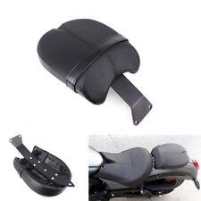 Fits Victory Octane 2017 Brand New Black Leather Rear Passenger Pillion Pad Seat