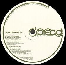 RICHARD F. - 100 Acre Wood EP - Spread Muzik