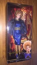New Barbie Hunger Games Catching Fire Effie Doll Black Label