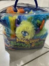 "Melissa & And Doug Toddler Toy Plush Stuffed ""Monster Bowling"" Set Game"