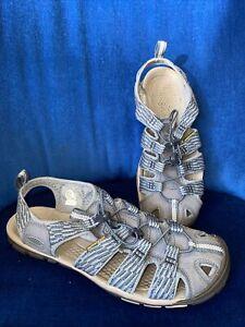 Keen CNX Waterproof Sandals UK 6 EU 39 Blue RRP £85