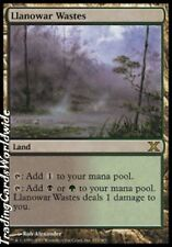 Llanowar Wastes // NM // Tenth 10th Edition // engl. // Magic the Gathering
