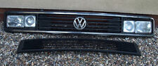 VW T2 T3 CARAVELLE SCHEINWERFER+GRILL LINKS+RECHTS HEADLAMP  SET