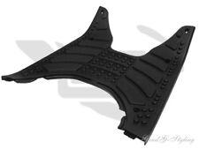 ESTRIBO Plataforma de pie cubierta negro para GILERA Acosador 50cc zapc13,zapc40