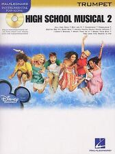 Hal Leonard Instrumental Play-Along: High School Musical 2 (Trumpet)