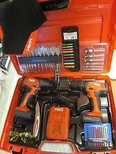 HILTI SF 2H-A & SID 2A DRILL COMPLETE KIT, NEWEST MODEL, DURABLE,FAST SHIPPING