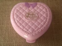 Vintage Bluebird Polly Pocket 1994 Perfect Playroom Baby Compact ONLY