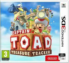 Captain Toad Treasure Tracker & Hey! PIKMIN    3DS NEW Sealed