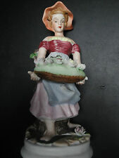 Grande Figurine Céramique