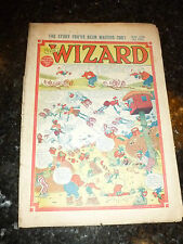 THE WIZARD Comic (1944) - No 1049 - Date 29/04/1944 - UK Paper Comic