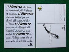 6105 Advertising Pubblicita' Cartolina Card adesiva 15x10 cm - BREIL