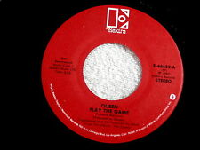 QUEEN~PLAY THE GAME~A HUMAN BODY~ELEKTRA~46652~ POP 45