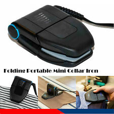 Portable Collar Perfect Folding Mini Collar Iron for Travel Business Trip