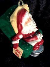 Hallmark Keepsake Ornament Sleepy Santa 1987