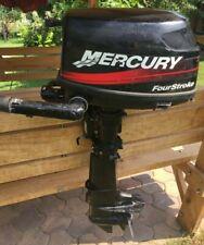 Außenbordmotor Mercury 5 PS 4-Takt, Kurzschaft