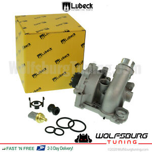Meta Water Pump Housing 2.0T Audi VW A3 A4 A5 VW CC TT Tiguan GTI CCTA CBFA CAEB