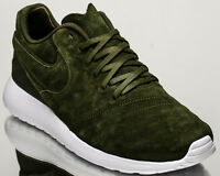 Nike Roshe Tiempo VI 6 Men's Legion Green Low Casual Lifestyle Sneakers Shoes