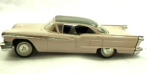 Scarce 1958 Oldsmobile Ninety Eight Johan Motors Plastic Dealer Promo