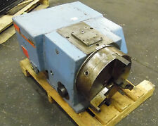 """SMW Hydraulic Rotary Indexer Table, # RT315HY, Maier 12"""" Chuck, Used, WARRANTY"""