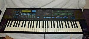 Technics AX7 Synthesizer Keyboard