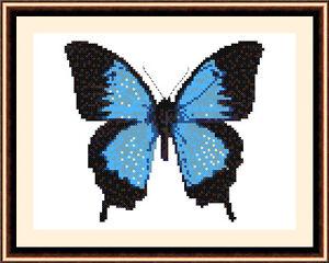 Butterfly 8505, Cross Stitch Kit