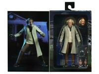 "Back to the Future - Doc Brown Ultimate 7"" Action Figure-NEC53614-NECA"