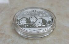 2013 Chinese Silver Panda 1oz Bullion Coin (Encapsulated by the Mint) Brand New!