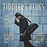Philippe Graffin And Claire Désert - Fiddler's Blues (NEW CD)