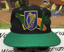 Ireland Vintage SnapBack Hat cap Soccer Futbol 1994 USA World Cup Team Sports