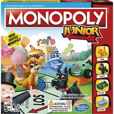 Hasbro Monopoly Junior - Familienspiel