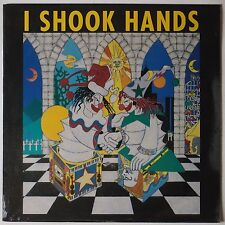 I SHOOK HANDS: Someday SEALED Synth Pop Minimalism SEALED New Jersey LP