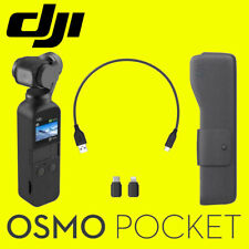 DJI OSMO POCKET – 4K 3 Axis Gimbal Tripod Stabilized Handheld Integrated Camera