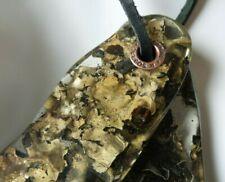 Breathtaking Vintage Carlos Sobral Brazilian Statement Necklace, Metallic Coll.