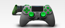 Scuf Impact Gaming PS4 Controller Pad Grey Green Edition Pro Gaming