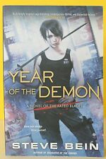 YEAR OF THE DEMON -Steve Bein- PAPERBACK ~ NEW