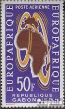 Gabon 191 (volledige uitgave) postfris MNH 1963 Europafrique