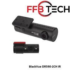 BlackVue DR590-2CH IR Full HD Dashcam Sony Starvis Sensor(Taxi/Uber/Lyft)(16GB)